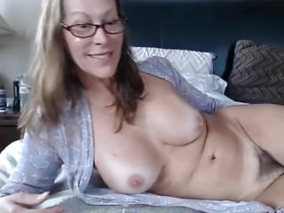 Hairy Webcams Big Ass video: hairy MILF webcam
