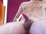 Nice bear cock on cam