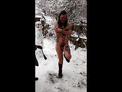 Fregatura della neve di Femdom
