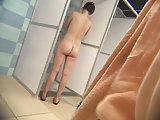 Hidden Cam Shower Room Part 34