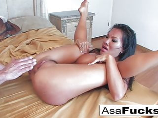 Asian Pornstar Hd Videos video: Asa's Hard Fuck to Remember