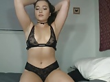 Beautiful black underwear from Emma