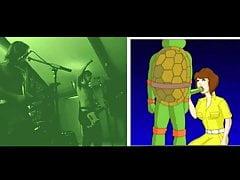coolcoolbite kurva dospívající mutantní ninja želvy