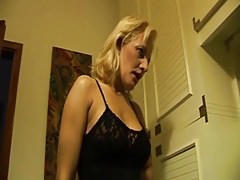 Włochata Mamma anal