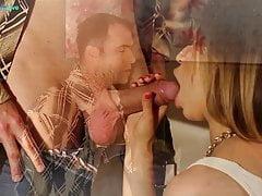 Riesiger titted Pinup Aleska Diamond verzweifelt nach Sex