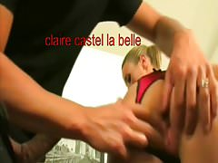 beautifu claire castel