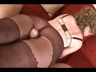 Brown Pantyhose Legjob