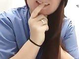 Nurse Flashing her goodies