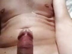 Sperma im eigenen Mund