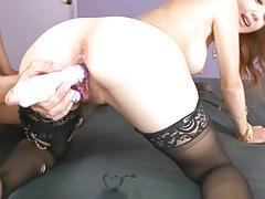 Yuki Mizuho Drives Cock Right Up - More At Pissjp.com
