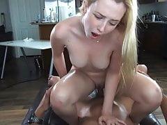Orgasmi tremanti per Samantha