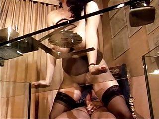 Bbw Stockings Lingerie video: German Slut Fucked (Recolored)