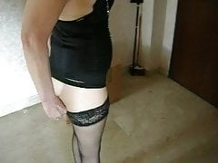 nylon trans girlfrend slave