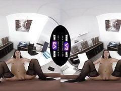 TmwVRnet - Katy Rose - Blowjob um den Job zu behalten