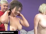 Curvy Maggie Green Shows Alice How To Fuck A Hard Dick!