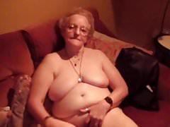 Babcia Jean ma zabawę