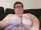 hug fat dick cum