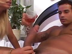 Sexy Milf Prostitute - Wine and Deep Anal