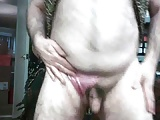 Big Dave Crossdressed & Pissed