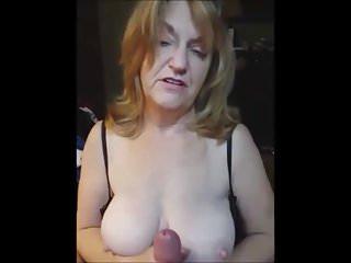 Milfs Handjobs Grannies video: NANETTE