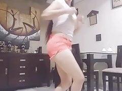 Arab Damsel Dance Sexyly