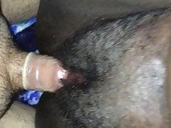 Seksowna Czarna BBW Fucked By White Chub