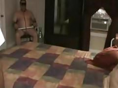 Cuckold husband watches wife with BBC.mp4
