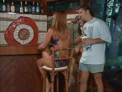 Trio en el bar