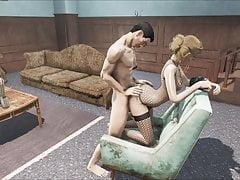 Fallout 4 Katsu Cabot dům