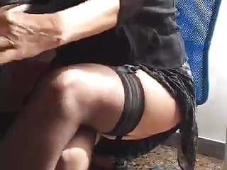Stockings Lingerie Milf video: Sexy Mature