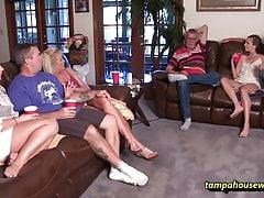 Familientreffen im Landhausstil