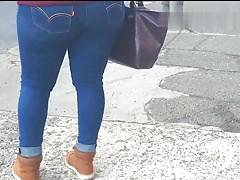 Denim Jean Latina a piedi