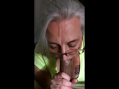 Nonna Love Black Cock