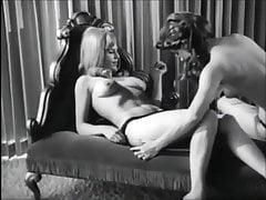 Sexy vintage Lesbiche anni '60