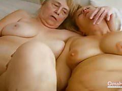 OmaHoteL Lesbian reift Sex Toys Masturbation