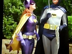 jacking à batgirl