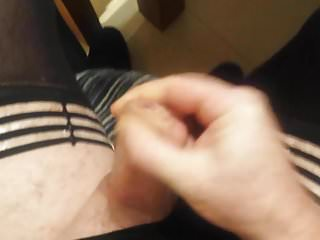 Another horny wank