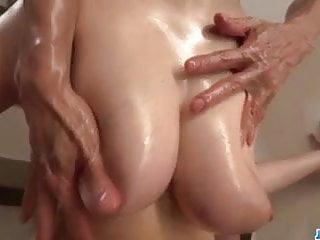 Japanese Blowjob Big Tits video: Rie Tachikawa, big tits mom, fucked in - More at javHD.net