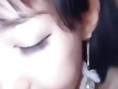 Lungkondoi junges schönes Mädchen enge rosa Muschi