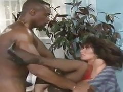 Heather Lee in high heels vintage BBC (Sean Michaels)
