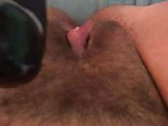 Bbc dildo fucks Big pussy
