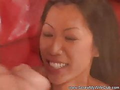 Asian Slut Wife Cuckold Adventure