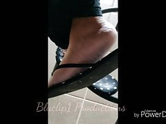 Deep Wavy Puckered Shoeplay Soles