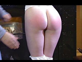 Hd Videos video: Botom spanked