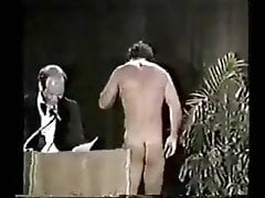 Vintage CFNM Mr. Nude California Competition