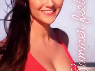 Tits Big Tits Bikini video: Summer feeling