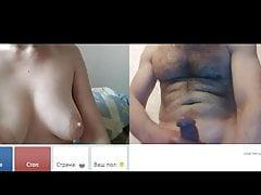 Videochat # 89 Kobiecy orgazm z moim kutasem