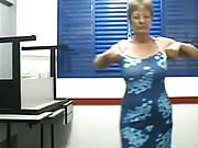 Granny amateur Webcam