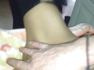 Fingering Brunette Milf video: Tiny pocket rocket