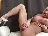Female Bodybuilder Porn Star Masturbates Her Huge Clit